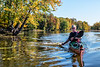 A fall kayak outing to enjoy the colorful foliage
