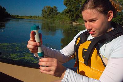 Lower Colorado River Testing