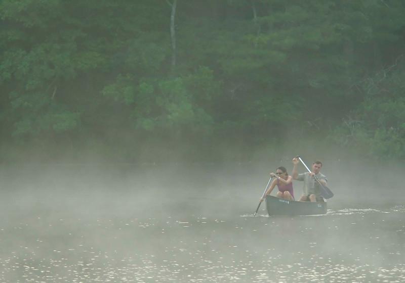 CanoeingFairfieldLake-01