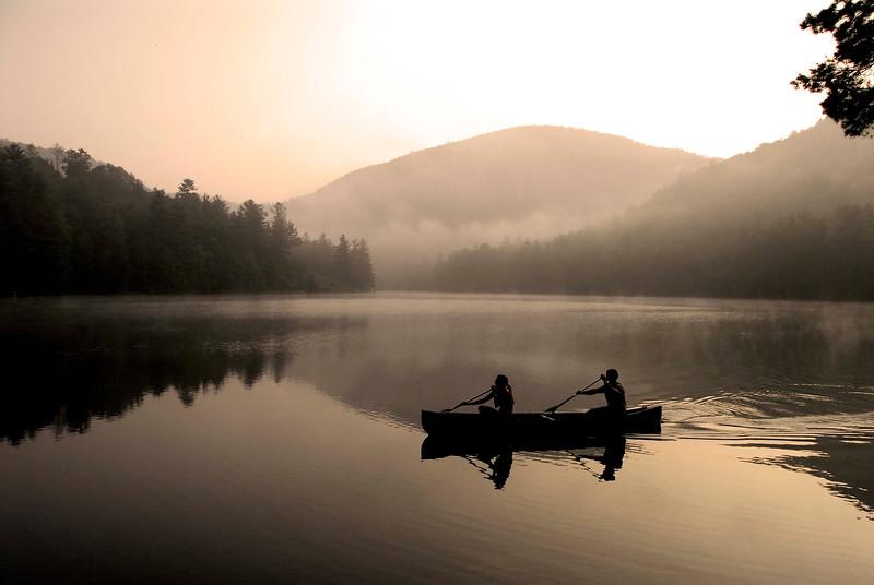CanoeingFairfieldLake-16