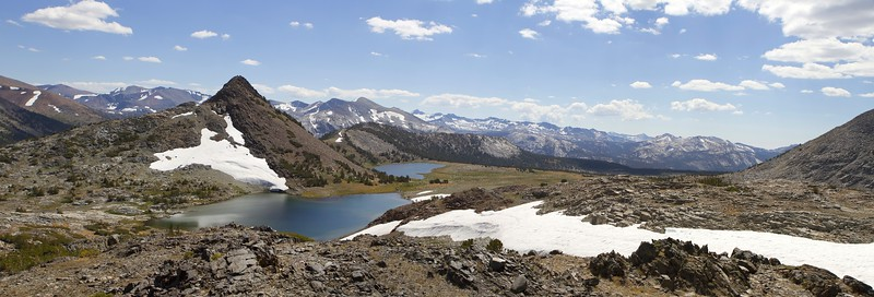 From near Tioga Pass on the backside of Yosemite - 2012