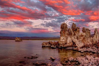 Sunset at Mono Lake 2012 - HDR