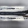 Glass Smooth Lake Wenatchee
