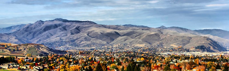 Wenatchee early November 2014 - Saturation Bump