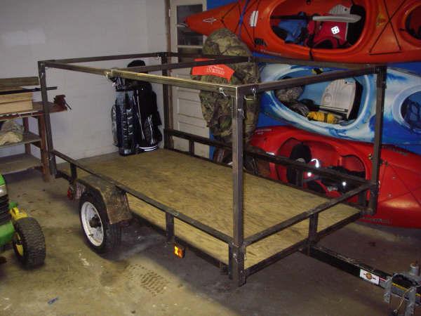 Boating Trailers and Racks