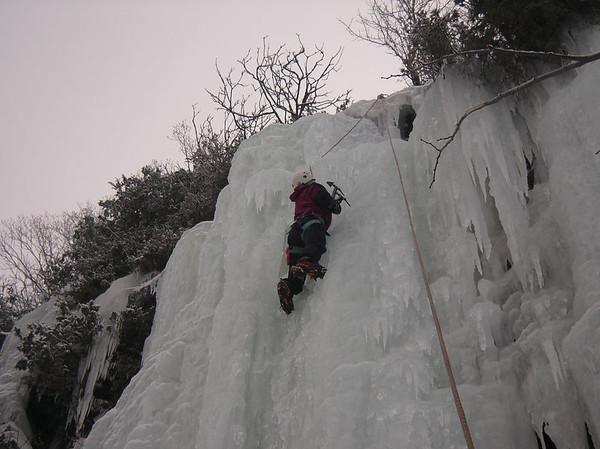 Adirondaks, December 2005