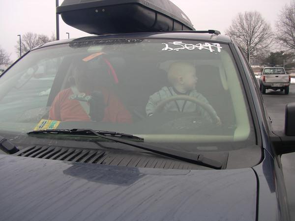 Adirondaks, Feb. 2005