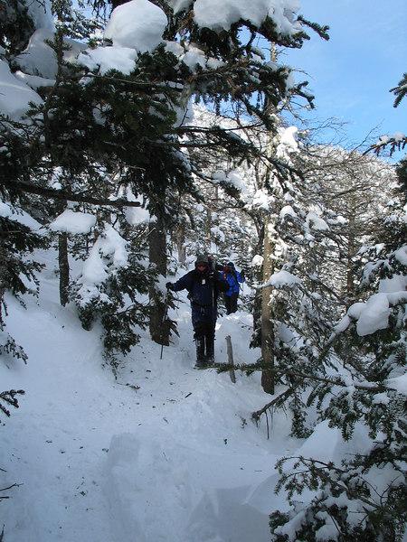 Vermont Climbing 2003