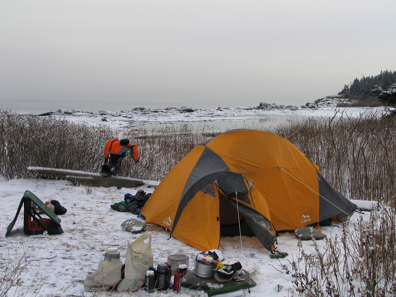 Jewel Island Trip January 2005