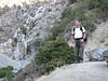 Me at San Antonio Falls.