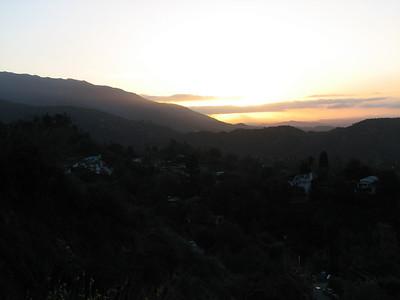 Mt. Wilson Trail 2/23/08