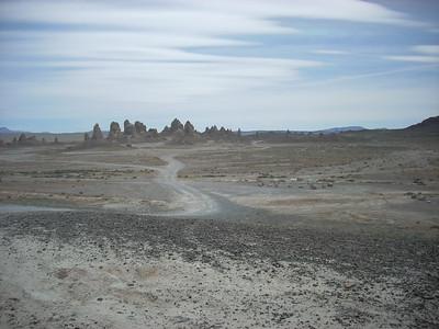 Trona Pinnacles 4/09/09