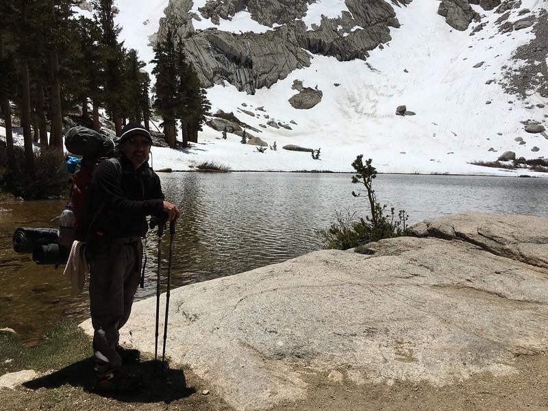 Me at Mirrror Lake