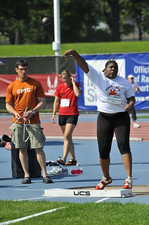 USATF Club Champs 2009 Day 1 Shot Put