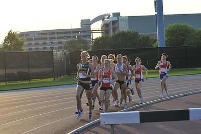 USATF Club Champs 2009 Day 1 1500m