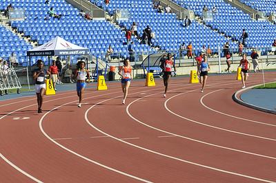 USATF Club Champs 2009 Day 1 800m