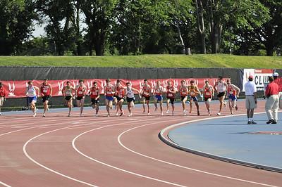 USATF Club Champs 2009 Day 2 5000m