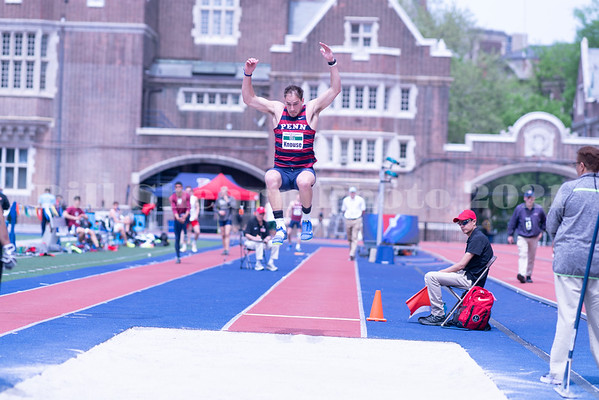 2018 Ivy League Outdoor Track and Field Championship