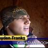 Hayden Franks - Deer hunting in Canada