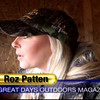 Rozanne Patton - Deer hunting in Canada