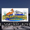 John Stone red fishing with Outcast fishing Charters - Baby Come Back