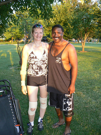 Outdoor Volleyball: Wood Street Park