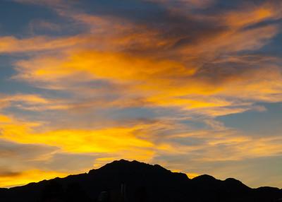 Frankin Sunset