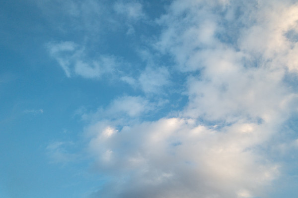 Cloudy Blue Sky Replacement