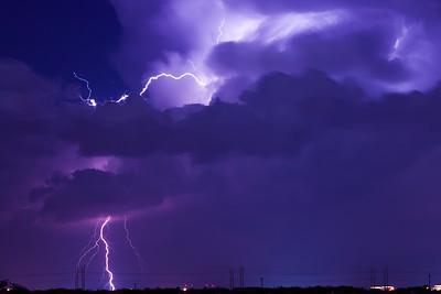 Lightning Over Loop 375