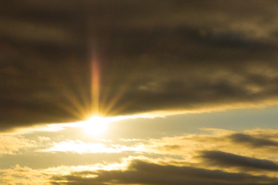 A Flare for Sunrise