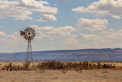 The Windmill and the Stockyard