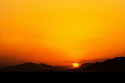Kandahar Sunset