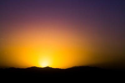 Kabul Sunset