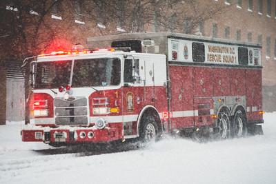 Washington DC Rescue Squad One