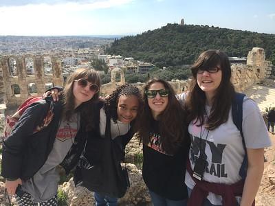 2015 - 7/8th Grade Italy/Greece Trip