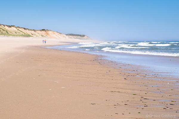 on Marconi Beach