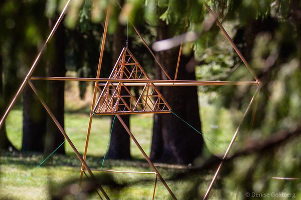Building Sierpinski's Dreamcatcher