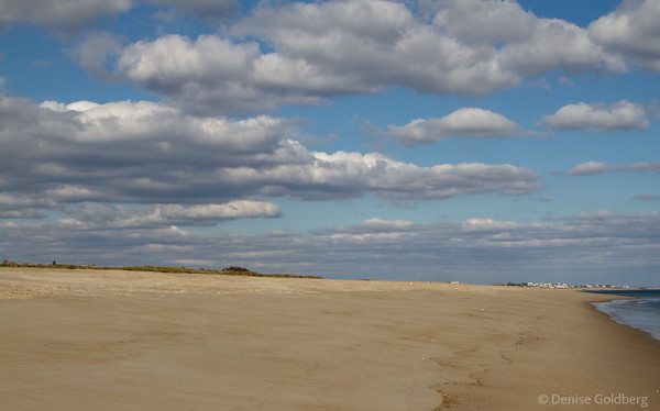 sand and clouds