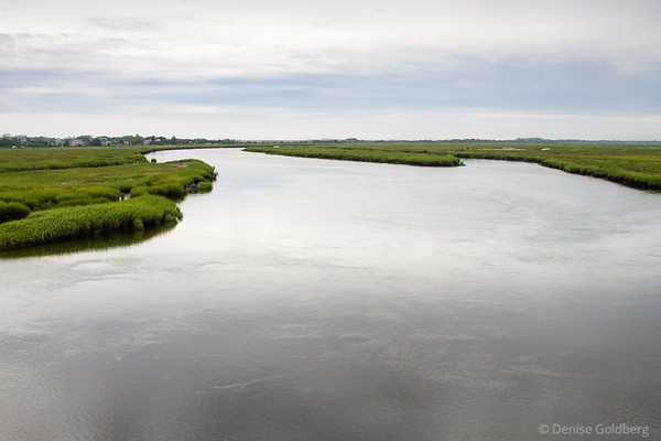 looking south, from the bridge to Plum Island