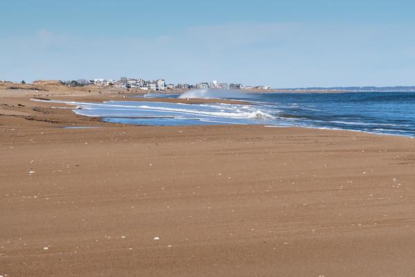 beach, Parker River National Wildlife Refuge