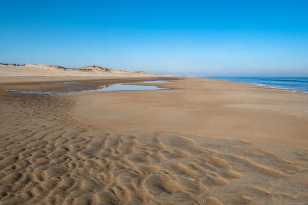 ripples in the sand, Parker River National Wildlife Refuge
