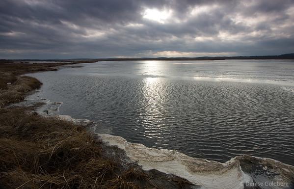 parker river icescape