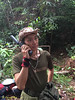 """Someone telling me a joke over this satellite phone. <br /> <br /> Album: <a href=""""https://www.facebook.com/media/set/?set=a.10154052364198529.1073742057.645243528&type=1&l=bbe4fac2ce"""">https://www.facebook.com/media/set/?set=a.10154052364198529.1073742057.645243528&type=1&l=bbe4fac2ce</a>"""