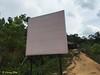 Declaration signpost for OA in Sungai Hulu Lawin Selatan.