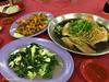Food at Taiping.