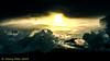 Gunung Rajah during sunset. iPhone shot...