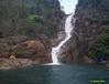 Berkelah Falls.