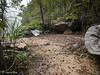 Beware of camping at this spot -- risk of rising waters.