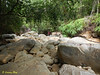 This boulder trail also can lead hikers to twin falls but caution, do not trek here during rain -- risk of slipping.