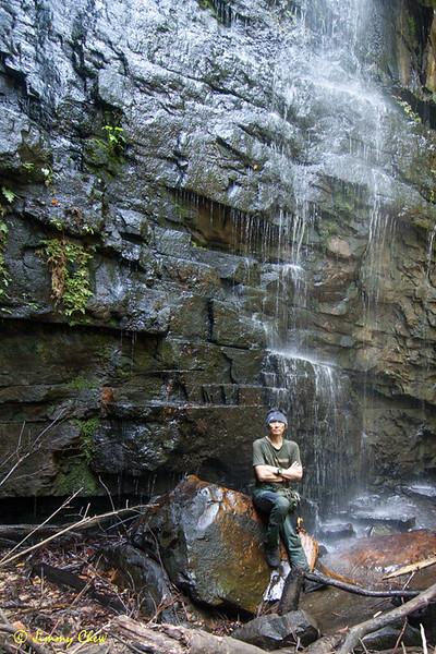 Lata Manik (Lost Waterfall)